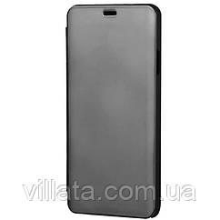 Чехол-книжка Clear View Standing Cover для Realme C15 Черный
