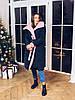 Двустороннее зимнее пальто одеяло, фото 3