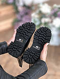 Женские кожаные ботинки Balenciaga (Баленсиага), фото 6