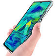 Чехол TPU Space Case transparent для Samsung Galaxy A41, фото 5
