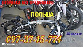 ⭐✅Электро Велосипед ZHENGBU F3 20 дюймов