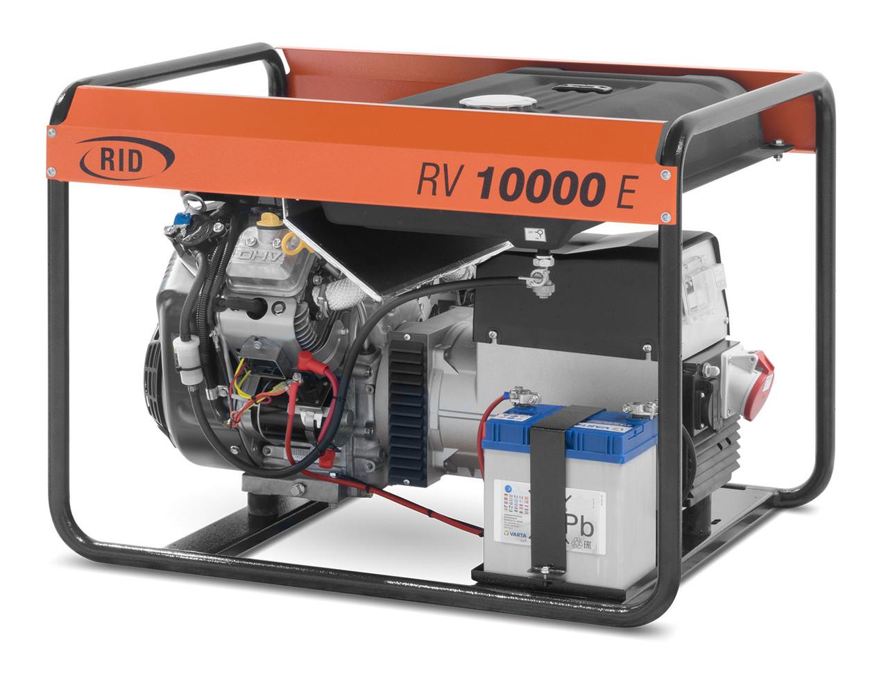 ⚡ RID RV 10000 E (8.0 кВт)
