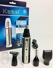 Тример для носа Kemei KM-6630 (100 шт/ящ)