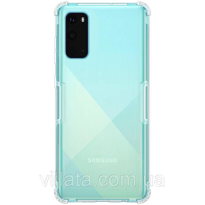 TPU чехол Nillkin Nature Series для Samsung Galaxy S20