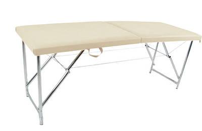 Стол для косметолога складной Автомат-Эконом  185*60*75