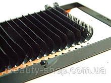 Ресницы I-Beauty микс L-0,085 8-14 мм