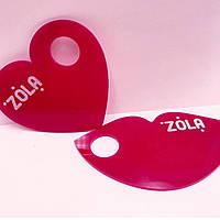 """Палитра для смешивания """"ZOLA"""", губы"""