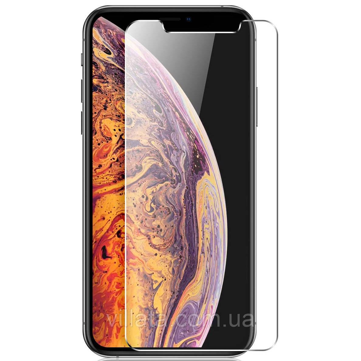 "Защитное стекло Ultra 0.33mm (без упаковки) для Apple iPhone 11 Pro (5.8"") / X / XS"