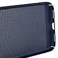 "Ультратонкий дышащий чехол Grid case для iPhone X (5.8"") / XS (5.8""), фото 6"