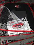 Авточохли Favorite на Fiat Linea 2007-2013 sedan, фото 2