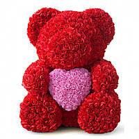 Мишка из роз 40 см Teddy Rose