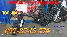 ⭐✅Электро Велосипед ZHENGBU F6 20 дюймов