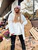 Модная женская куртка осень-зима 054 Дор, фото 5