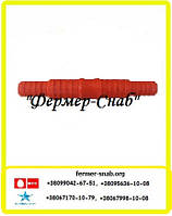 Штуцер адаптер для напувалок ніпельного 14 мм