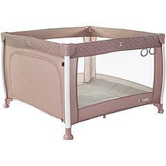 Дитячий манеж Carrello Cubo CRL-11602/1 Flamingo Pink