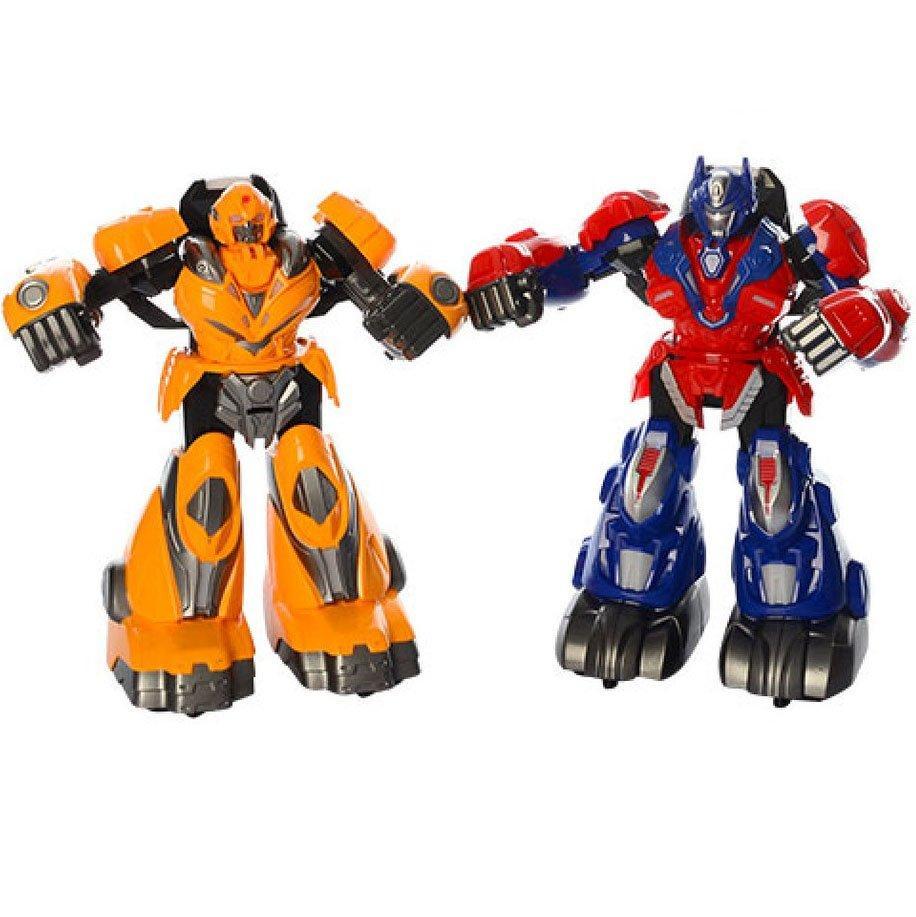 Детский набор роботов боксеров Bambi FightRobot (KD-8813)