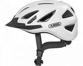 Шолом велосипедний ABUS urban-i 3.0 XL 61-65 Polar White 868610