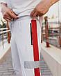 Cпортивные штаны Пушка Огонь Wline белые, фото 4