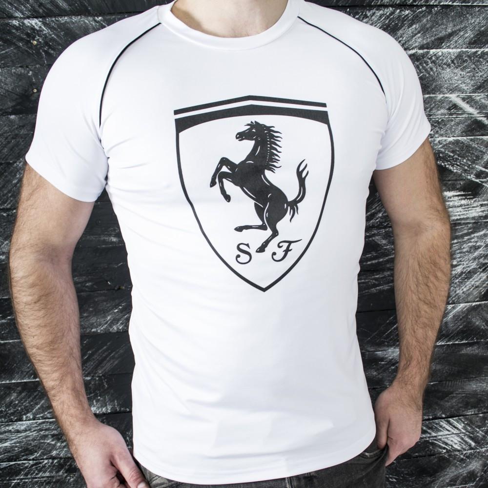 Спортивная футболка Puma белая