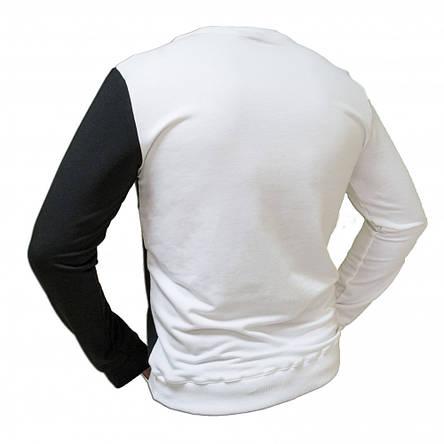 Мужской свитшот Supreme белый, фото 2
