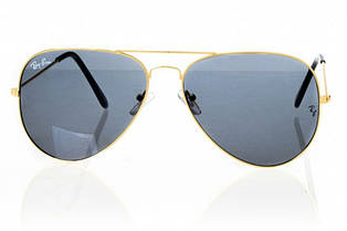 Солнцезащитные очки Ray Ban  Aviator 7477 рей бен авиаторы