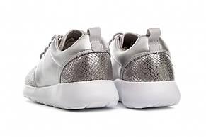 Жіночі кросівки Haidra 39 silvery, фото 2
