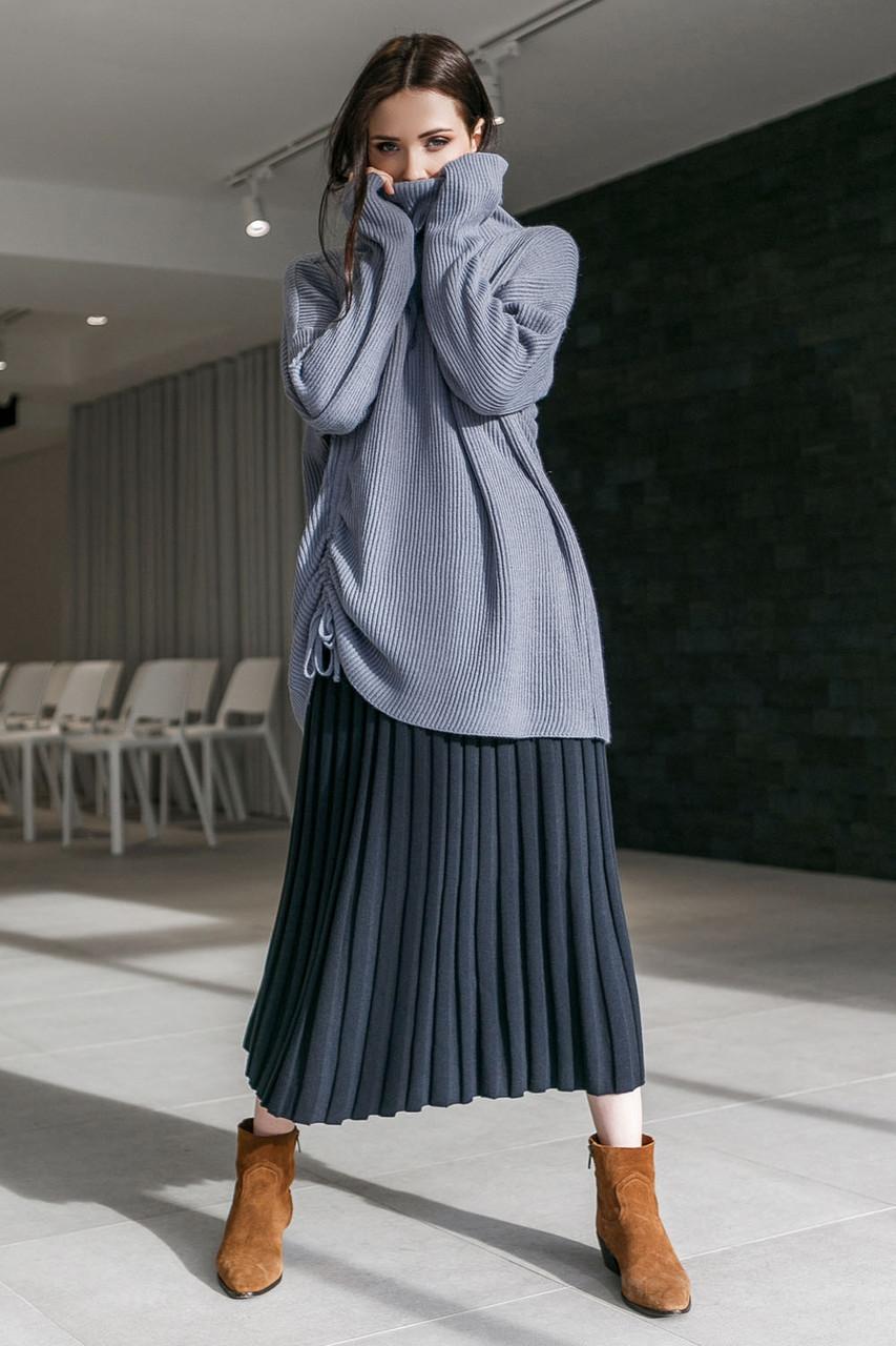 Вільний светр-туніка