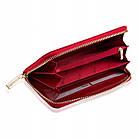 Шкіряний гаманець BETLEWSKI з RFID 19.5 х 9.5 х 2.5 (BPD-OL-5201) - червоний, фото 5