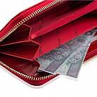 Шкіряний гаманець BETLEWSKI з RFID 19.5 х 9.5 х 2.5 (BPD-OL-5201) - червоний, фото 6