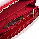 Шкіряний гаманець BETLEWSKI з RFID 19.5 х 9.5 х 2.5 (BPD-OL-5201) - червоний, фото 7