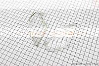 """Пластик для Viper Active - """"стекло"""" передних поворотов лев., прав. к-кт 2шт"""