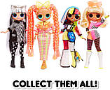 Кукла Лол серия OMG неоновая Спидстер, L.O.L. Surprise! O.M.G. Lights Speedster Оригинал из США, фото 6