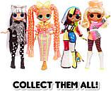 Лялька Лол серія OMG неонова Спідстер, L. O. L. Surprise! O. M. G. Lights Speedster Оригінал з США, фото 6