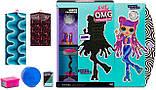 Игровой набор с куклой ЛОЛ Диско-Скейтер, L.O.L. Surprise! O.M.G. Roller Chick, оригинал из США, фото 3