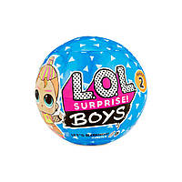 Игровой набор с куклой L.O.L SURPRISE! S6 W2 - МАЛЬЧИКИ Оригинал из США, фото 1