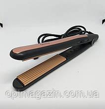 Гофре для волос Gemei GM-2955w с турмалиновым покрытием