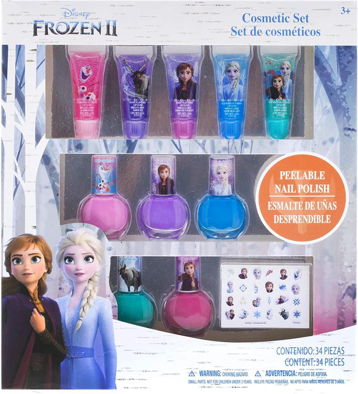 "Набір дитяча косметика ""Холодне серце"" disney's Frozen Cosmetic Set з США"