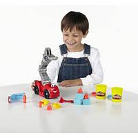 """Пластилин Play-Doh (Плей до) Игровой набор """"Бумер: Пожарная машина"""" Hasbro (Хасбро)"""