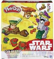 Пластилин Play-Doh (Плей до) Транспортные средства героев Звездных войн Hasbro (Хасбро)