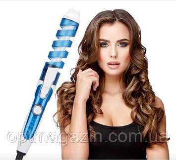Спиральная плойка для завивки волос Perfect Curl RZ118, фото 2
