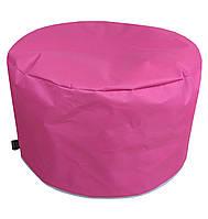 Безкаркасний Пуфик Стіл зі знімним чохлом з тканини, наповнювач пінополістирол для дітей від 1 року 70х40 см