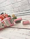 Женский эпилятор с насадкой пемза и бритва 3 в 1 Gemei — акумуляторный беспроводной эпилятор, женская бритва, фото 3