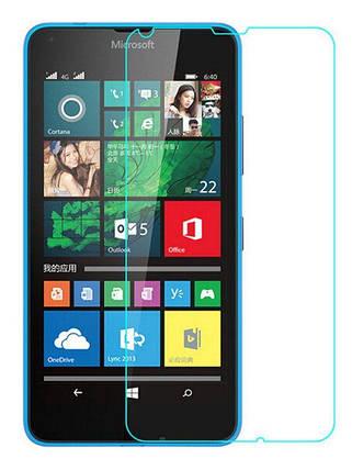 Защитное стекло TOTO Hardness Tempered Glass 0.33mm 2.5D 9H Microsoft Lumia 640 #I/S, фото 2