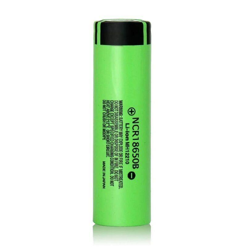 Аккумуляторная батарея NCR18650B, 3.7 v 3400 mAh, Оригинал (1 штука)
