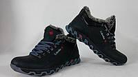 Мужские ботинки Columbia (Черные)
