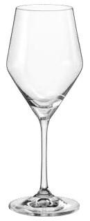 Набор бокалов для вина Bohemia Jane 40815/360 360 мл 6 шт