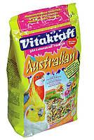 Vitakraft (Витакрафт) Корм для австралийских попугаев 750гр
