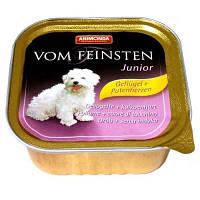 Animonda (Анимонда) Консерва для щенков Vom Feinsten, птица сердце индейка 150гр