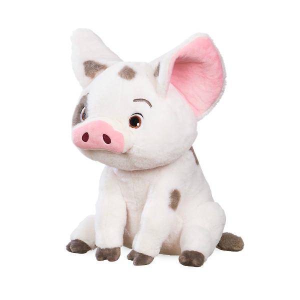 Disney Мягкая игрушка питомец Поросенок Пуа 35 см из мф Моана Pua Plush Moana medium