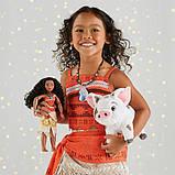 Disney Мягкая игрушка питомец Поросенок Пуа 35 см из мф Моана Pua Plush Moana medium, фото 2